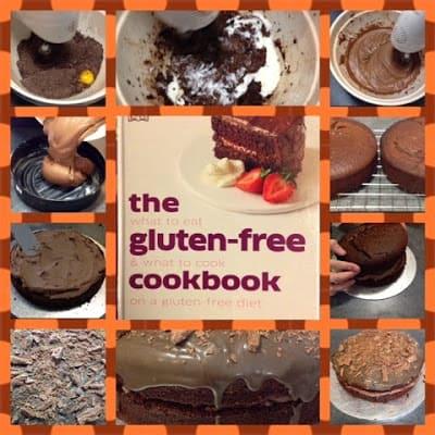 Birthdays, Frankie & Benny's and Gluten-Free Cake!