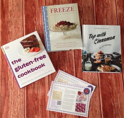 Cooking Book Wins with Freezing Tips!