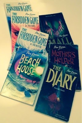 Nostalgic Horror Books from School
