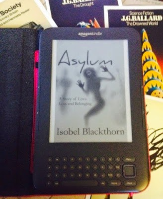 Book Review: Asylum by Isobel Blackthorn