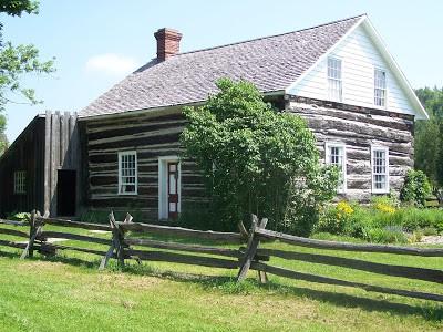 Pioneer Village in Canada
