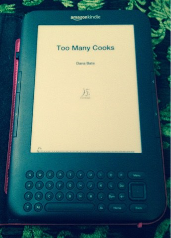 Book Review: Too Many Cooks by Dana Bate