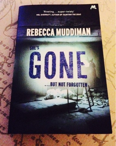 Book Review: Gone by Rebecca Muddiman