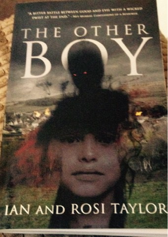 Book Review: The Other Boy by Ian and Rosi Taylor