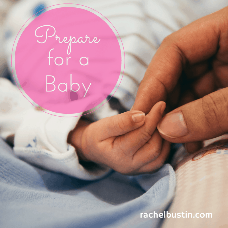 prepare for a baby