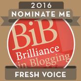 BiB Awards 2016