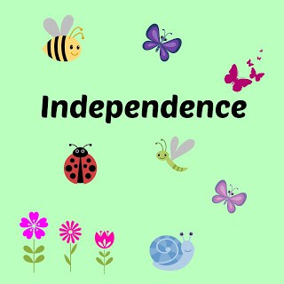 Independence - Word of the Week