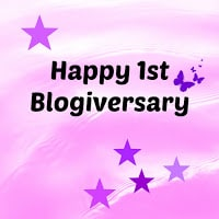 My 1st Blogiversary and a Giveaway!