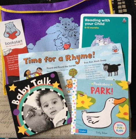 My First Baby Books