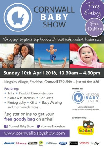 Cornwall Baby Show 10/04/2016