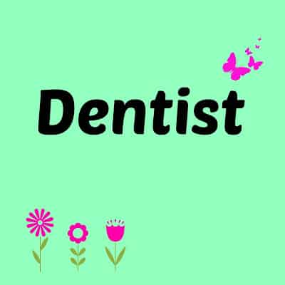 Word of the Week 15/04/2016 - Dentist