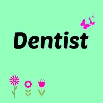 Word of the Week 15/04/2016 - Dentist