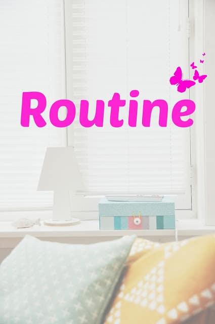Word of the Week - Routine