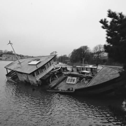 Malpas River - Truro - cornwall
