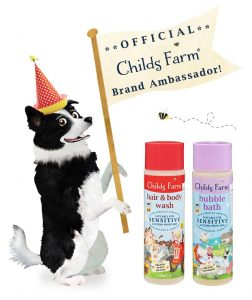 childs farm brand ambassador badge