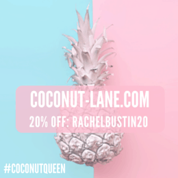 coconut badge