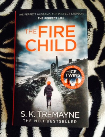 Book Review - The Fire Child