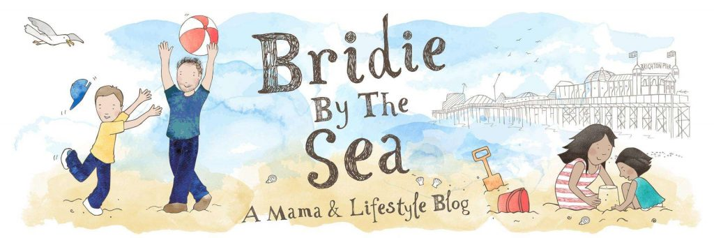New Mum Stories: Bridie by the Sea