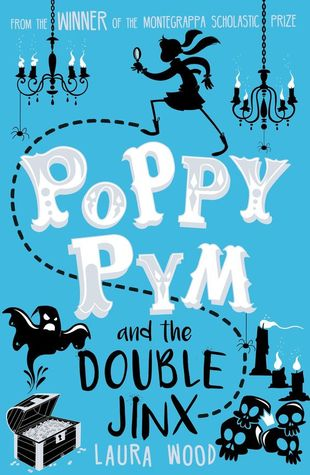 Poppy Pym and the Double Jinx book cover
