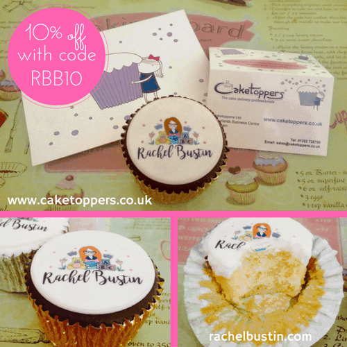caketoppers - 10% off with code RBB10