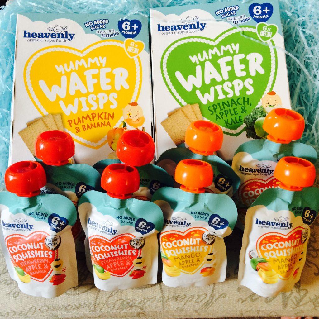 Heavenly Organic Superfood Range - Rachel Bustin