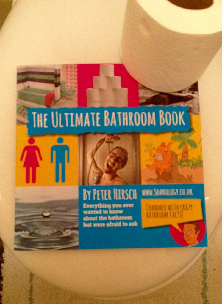 Book review: The Ultimate Bathroom Book by Peter Hirsch