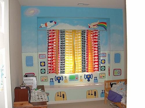 Themed Bedroom ideas for Kids - Rachel Bustin