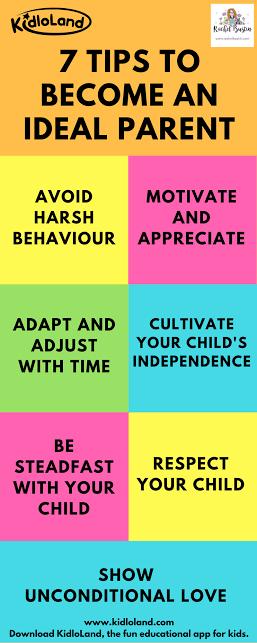 7-tips-to-becoming-an ideal parent - Rachel Bustin
