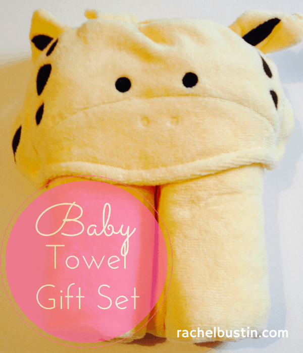 Baby Bath Towel Gift Set Review