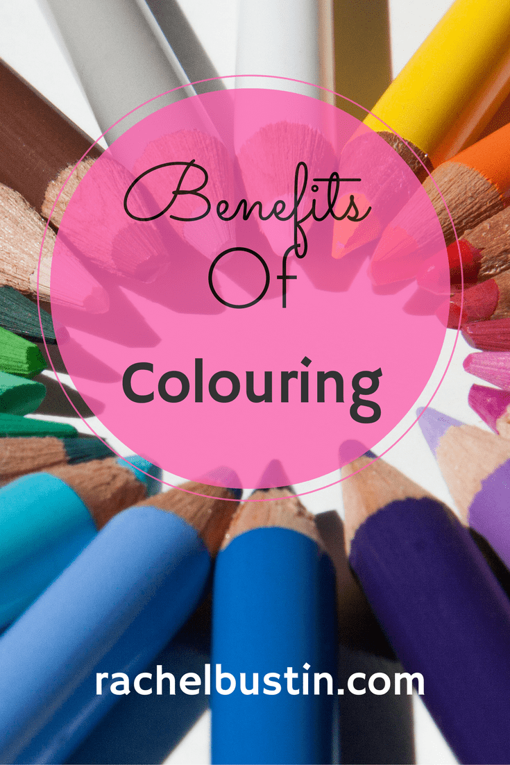 Benefits of Colouring