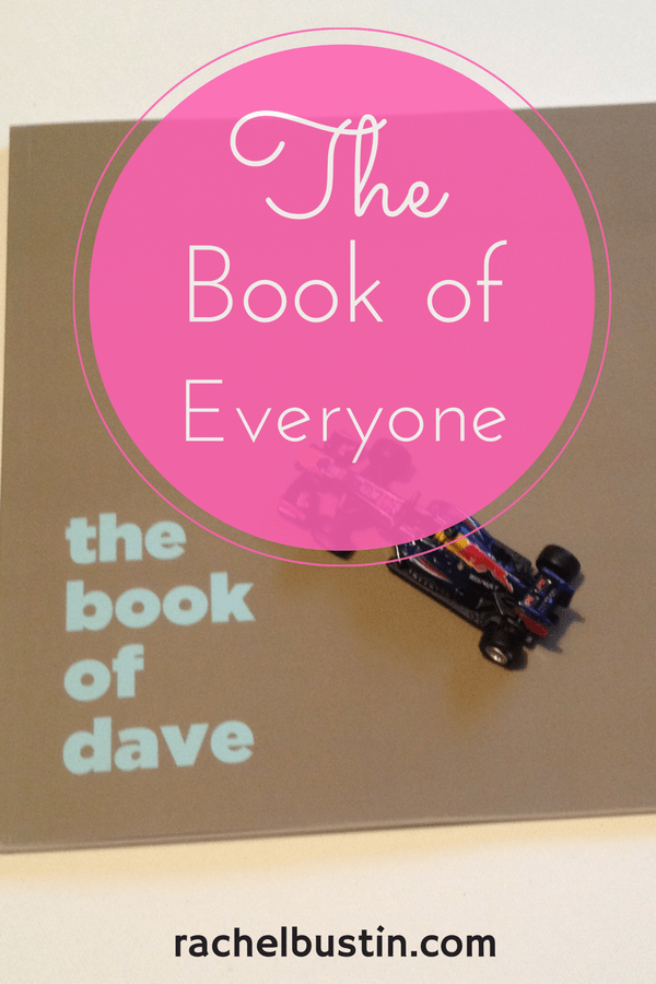The Book of Everyone: The Perfect Gift Review & Giveaway