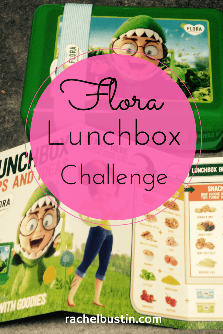7 Hints and Tips for Lunchbox Ideas with Flora