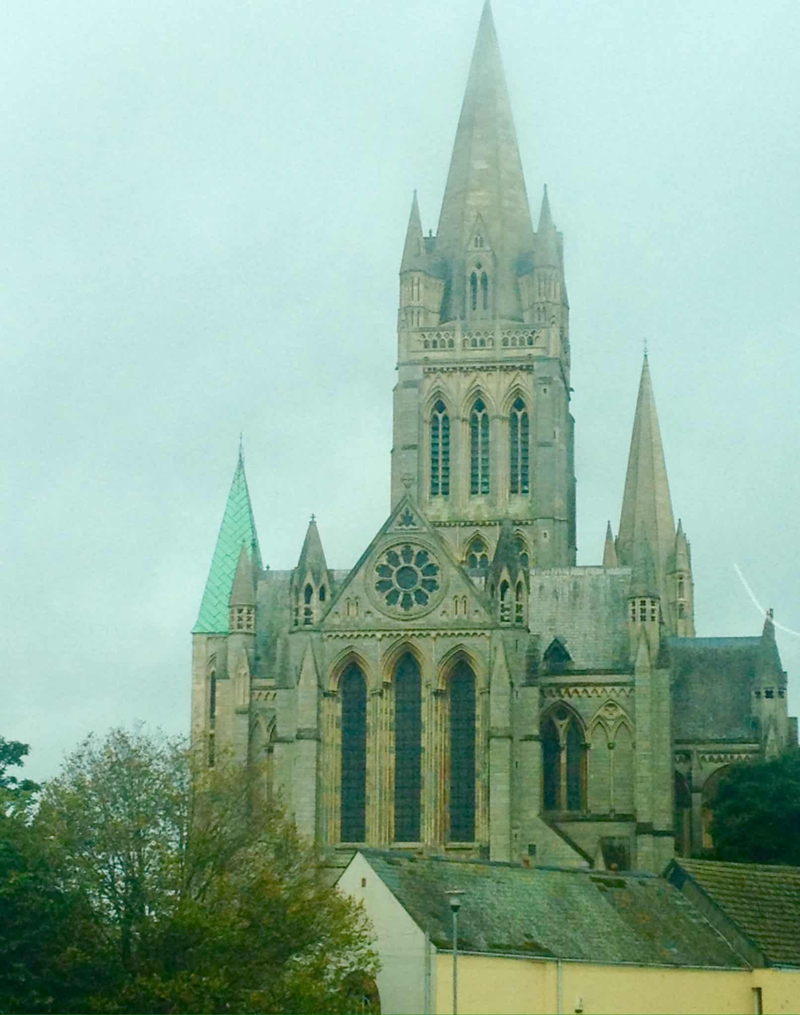 My Sunday Photo -Truro Cathedral