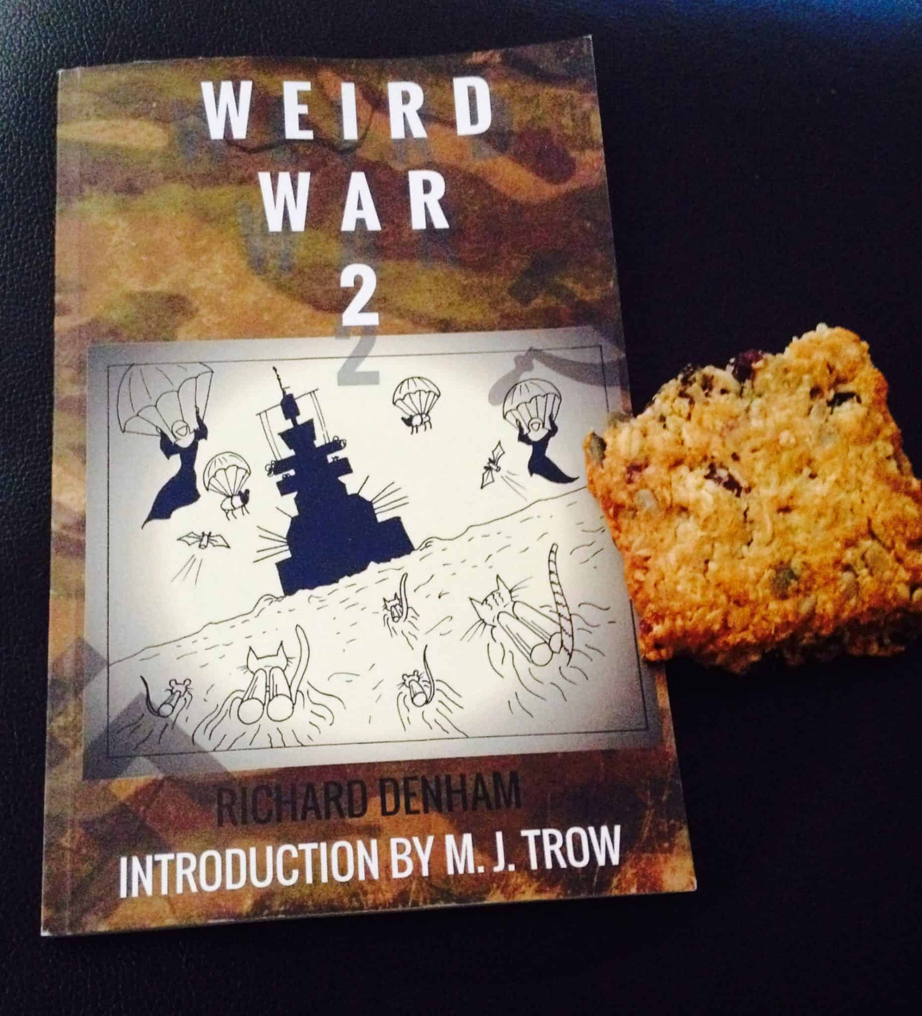 Book Review: Weird War 2 by Richard Denham