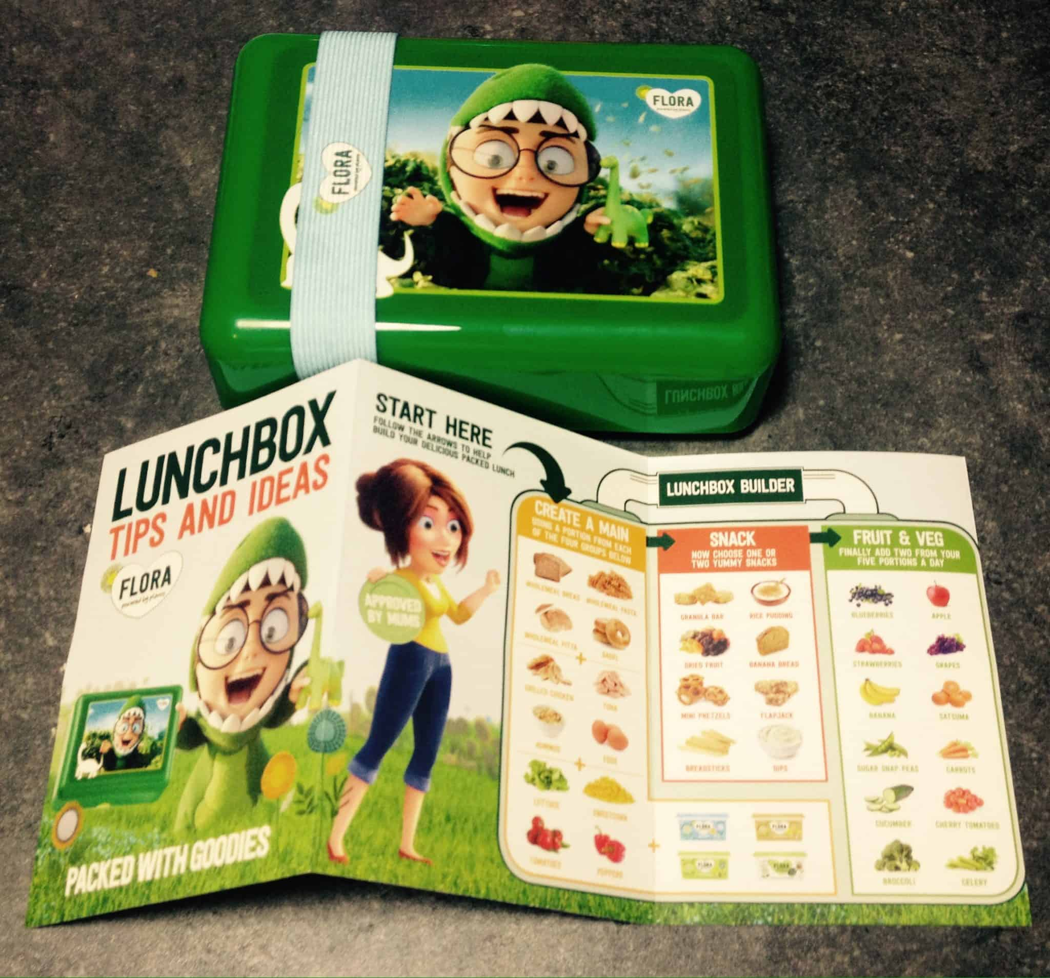 Lunchbox Tips and Ideas with Flora