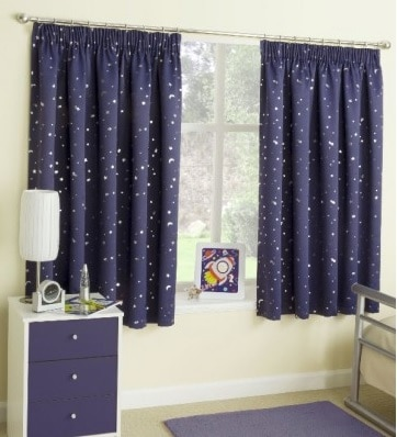 moonlight blackout curtains