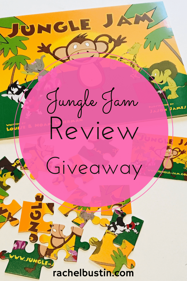 Jungle Jam Review & Giveaway