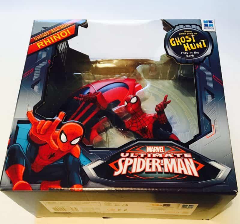 Marvel Ultimate Spider-Man Game