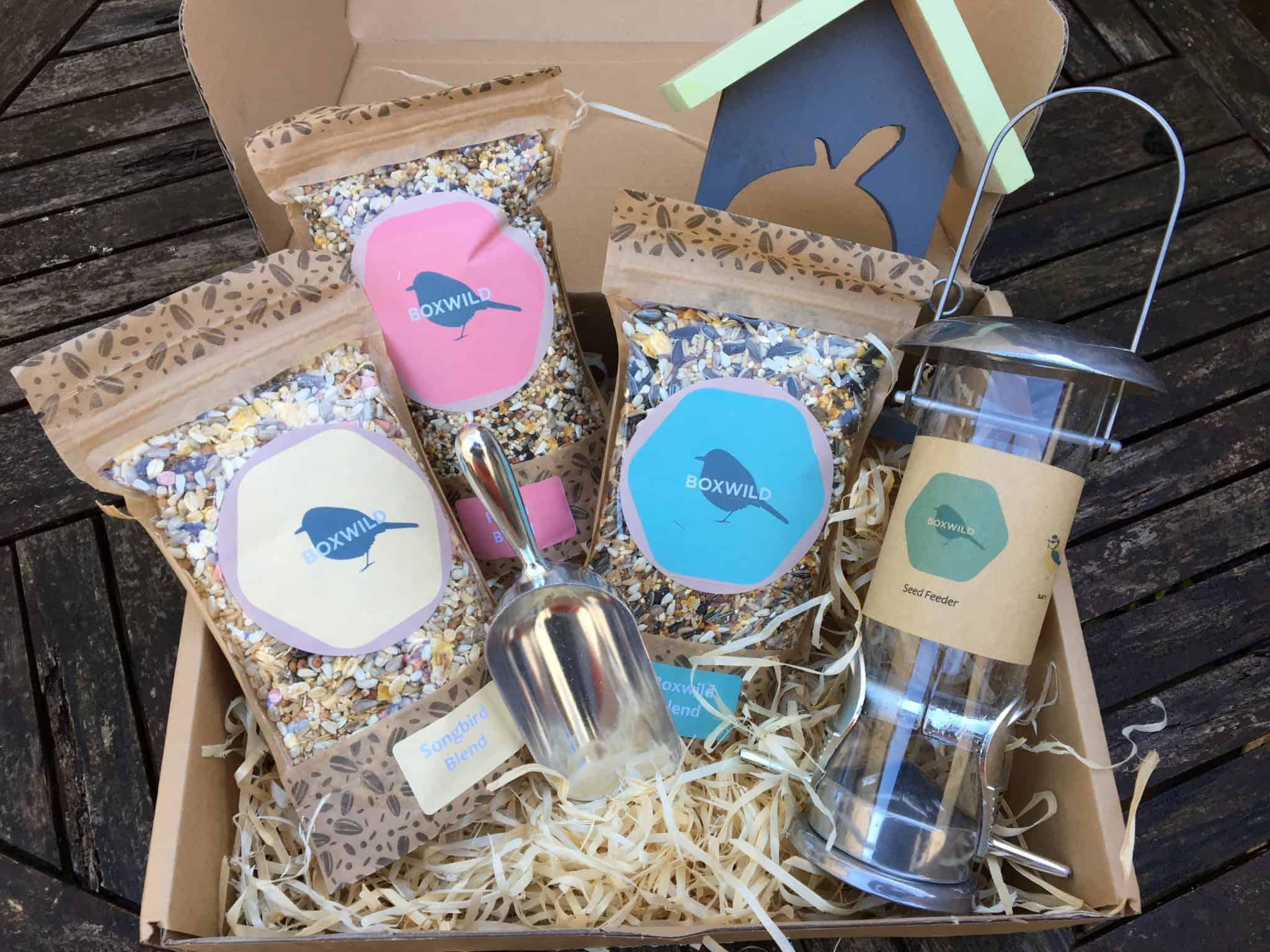 Wildlife and Bird Giftbox