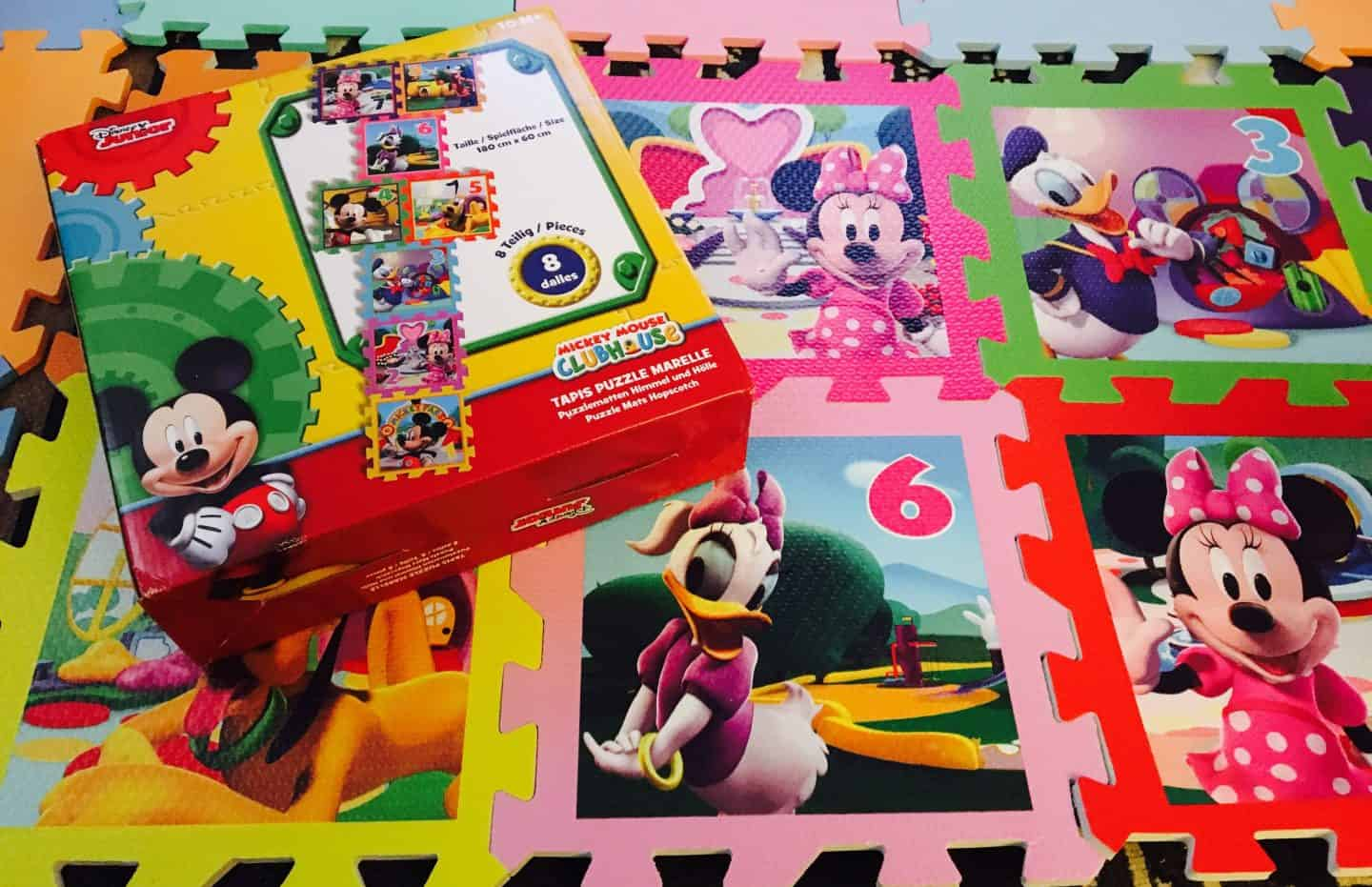Mickey Mouse Clubhouse Playmat Review