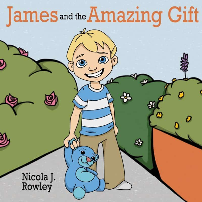 front-cover-of-james-and-the-amazing-gift