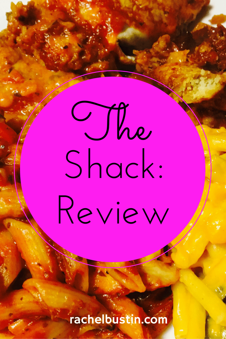 American Inspired Food Range: The Shack Review