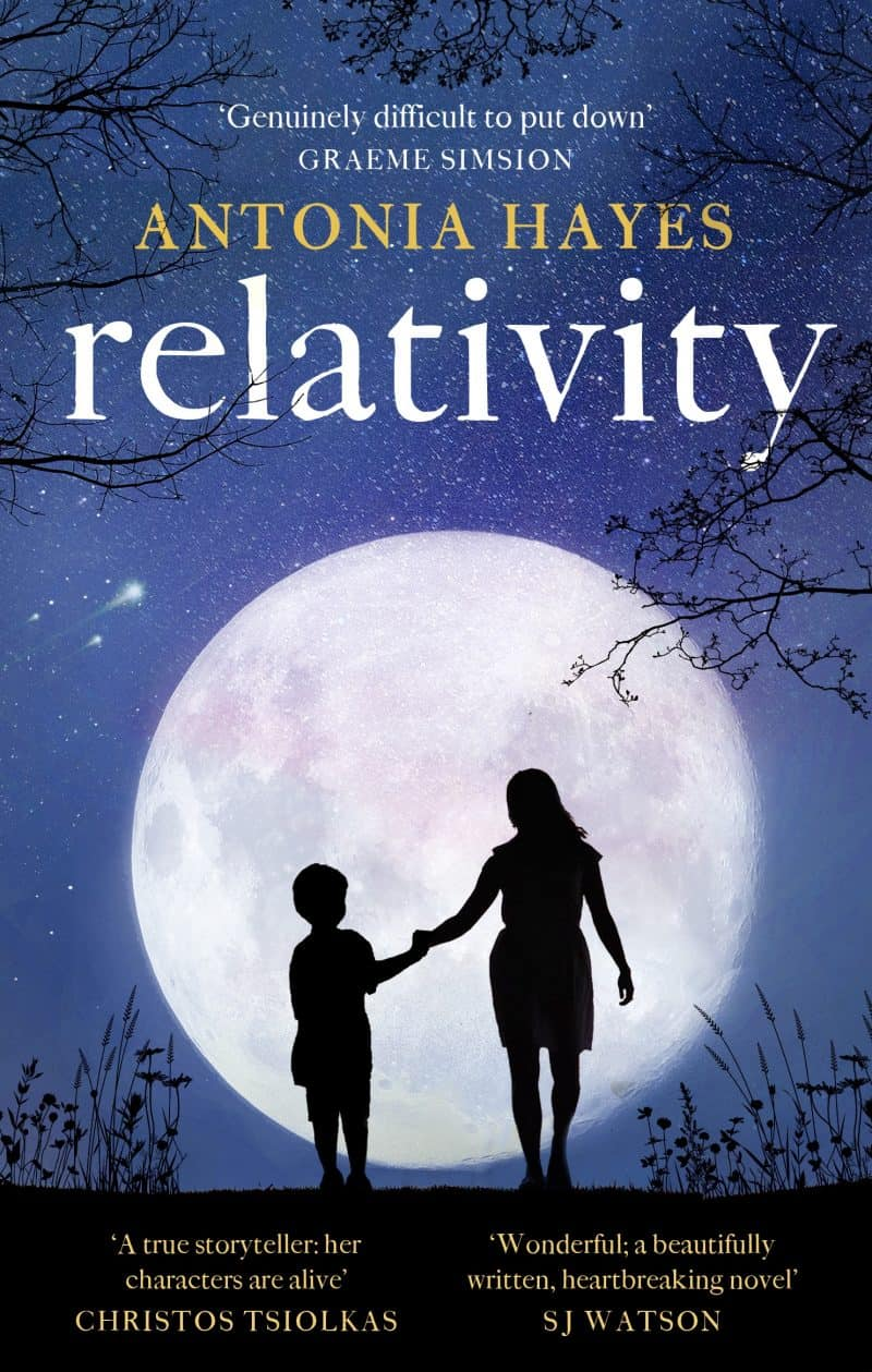 Book Review & Tour: Relativity by Antonia Hayes