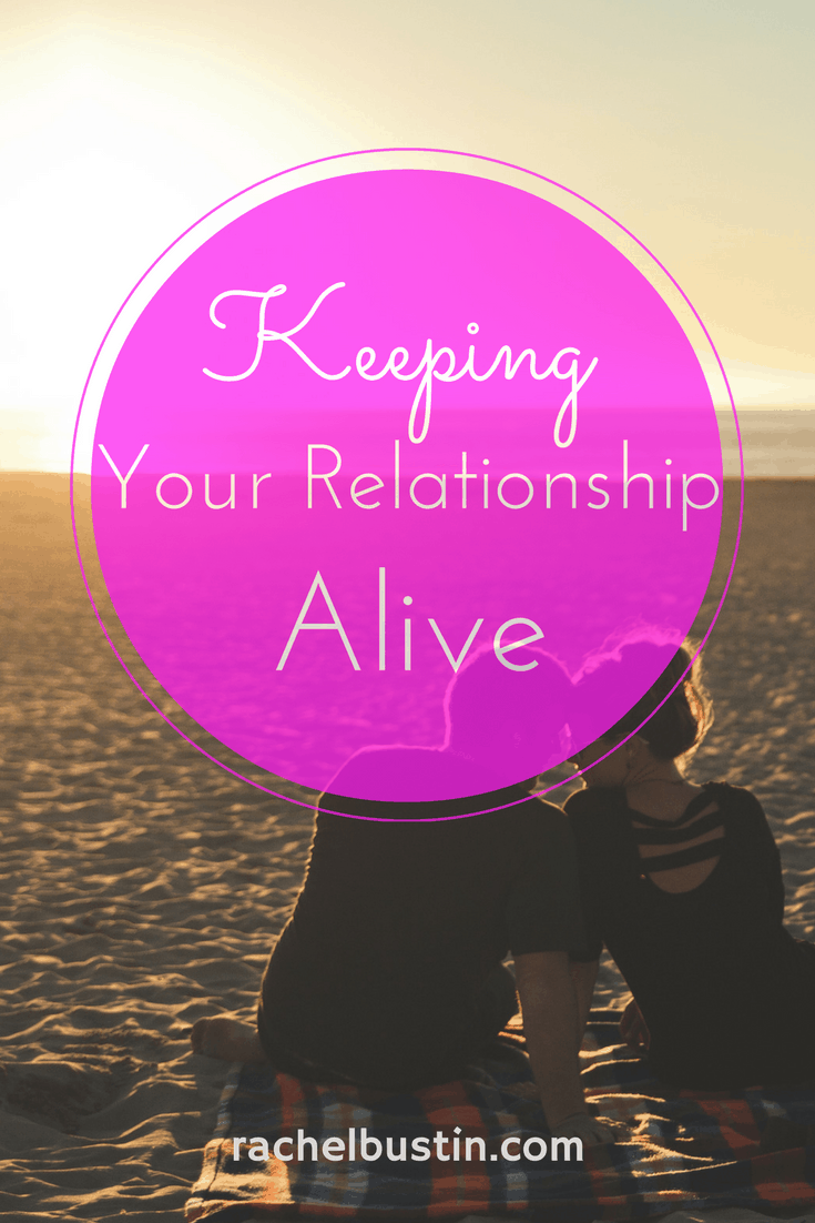 Keeping your marriage alive