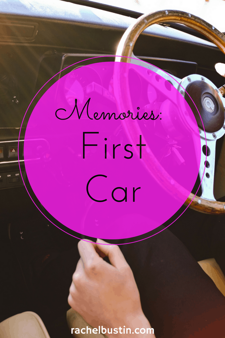 First Car memories and driving lessons