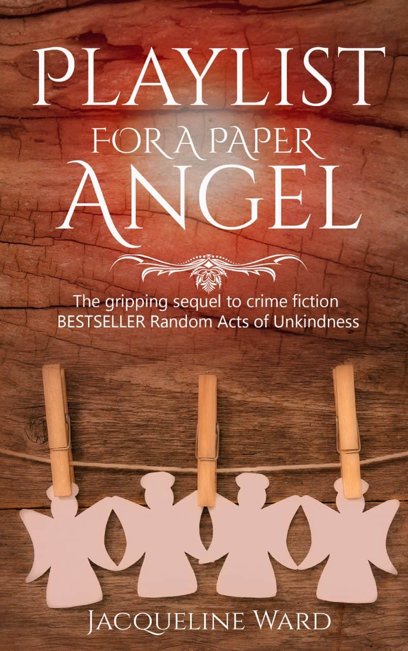 Book Review & Tour: Playlist for a Paper Angel
