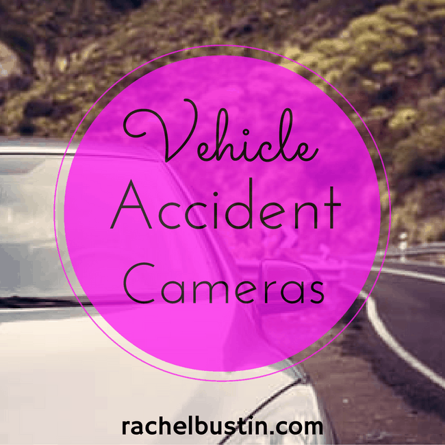 Vehicle accident cameras - dash camera