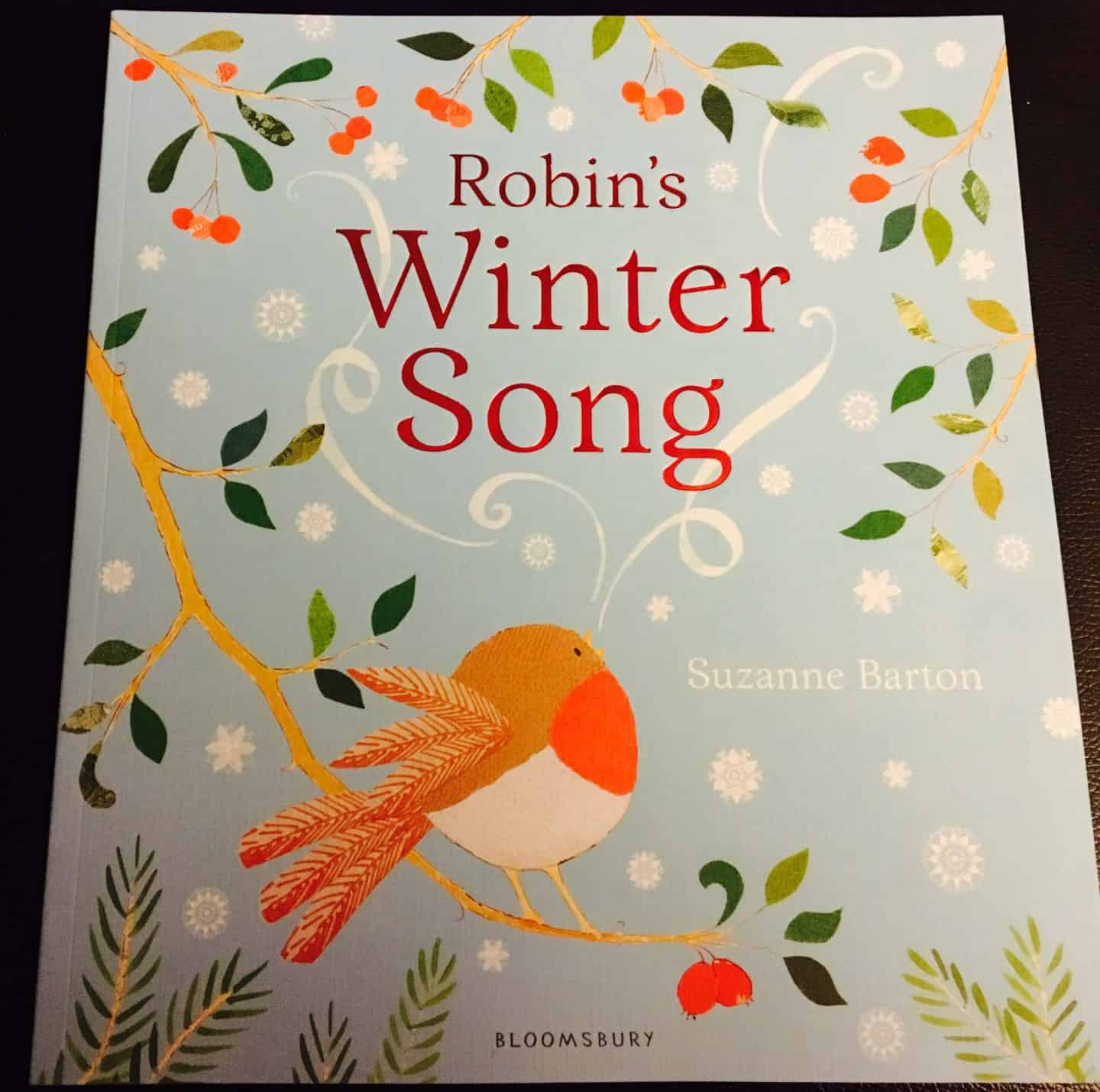 Book Review: Robin's Winter Song