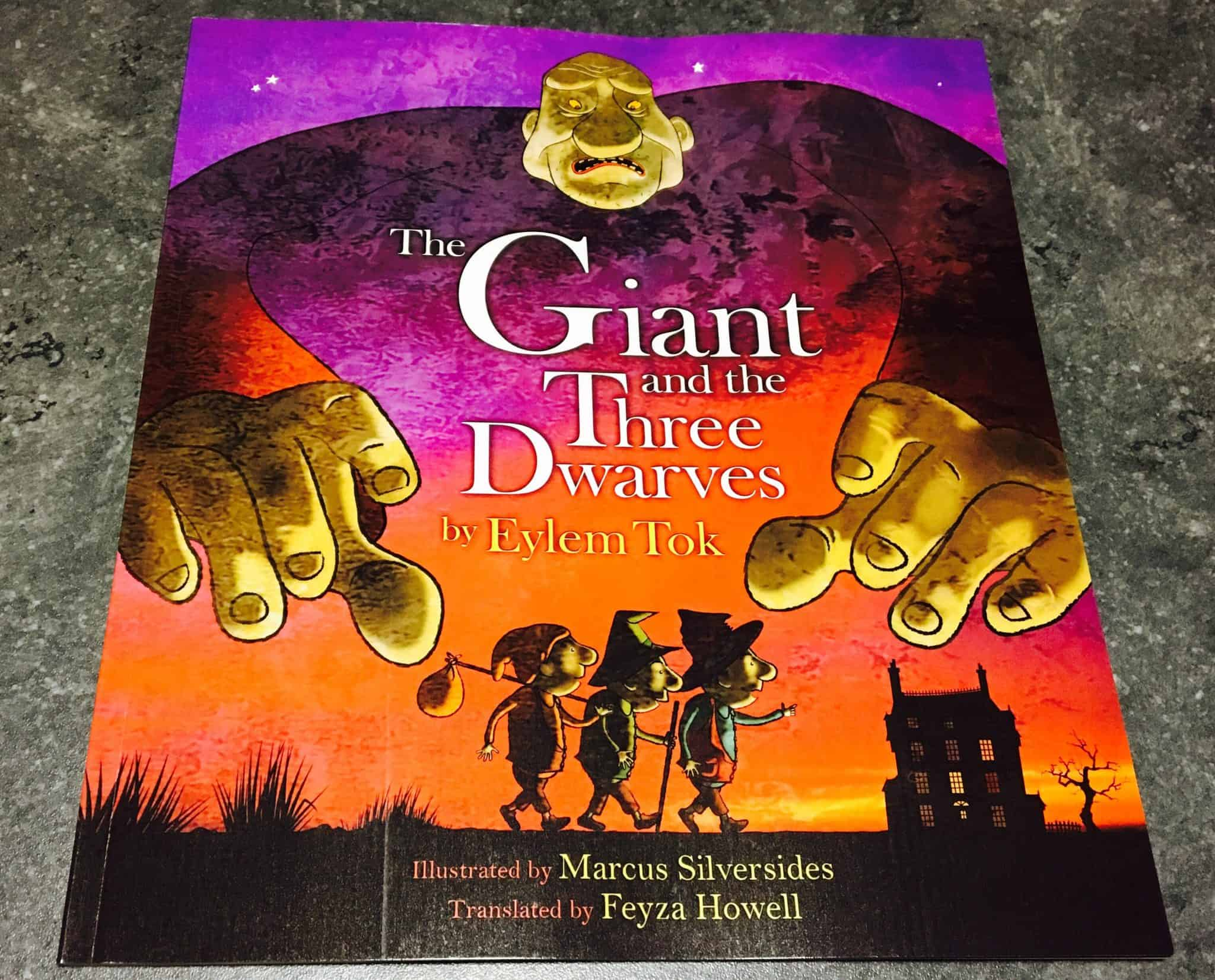 Book Review: The Giant and the Three Dwarves