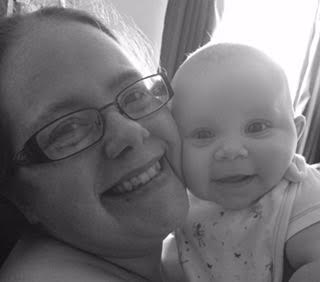 My baby girl and me
